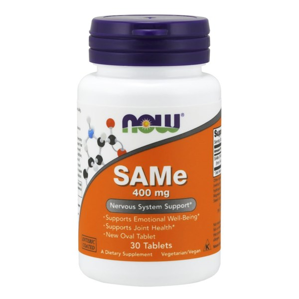 Sam-E 30 Tabs by Now Foods