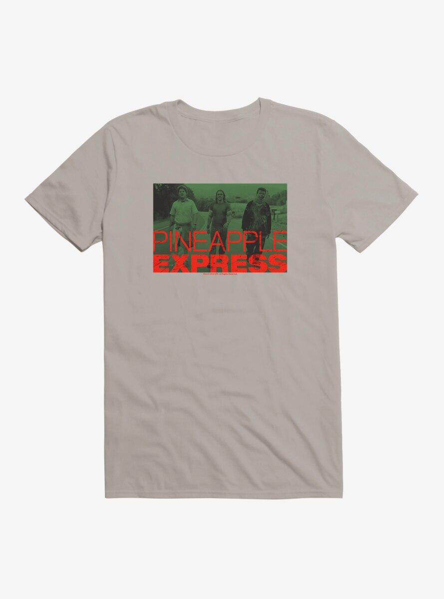 Pineapple Express Green Title Screen T-Shirt