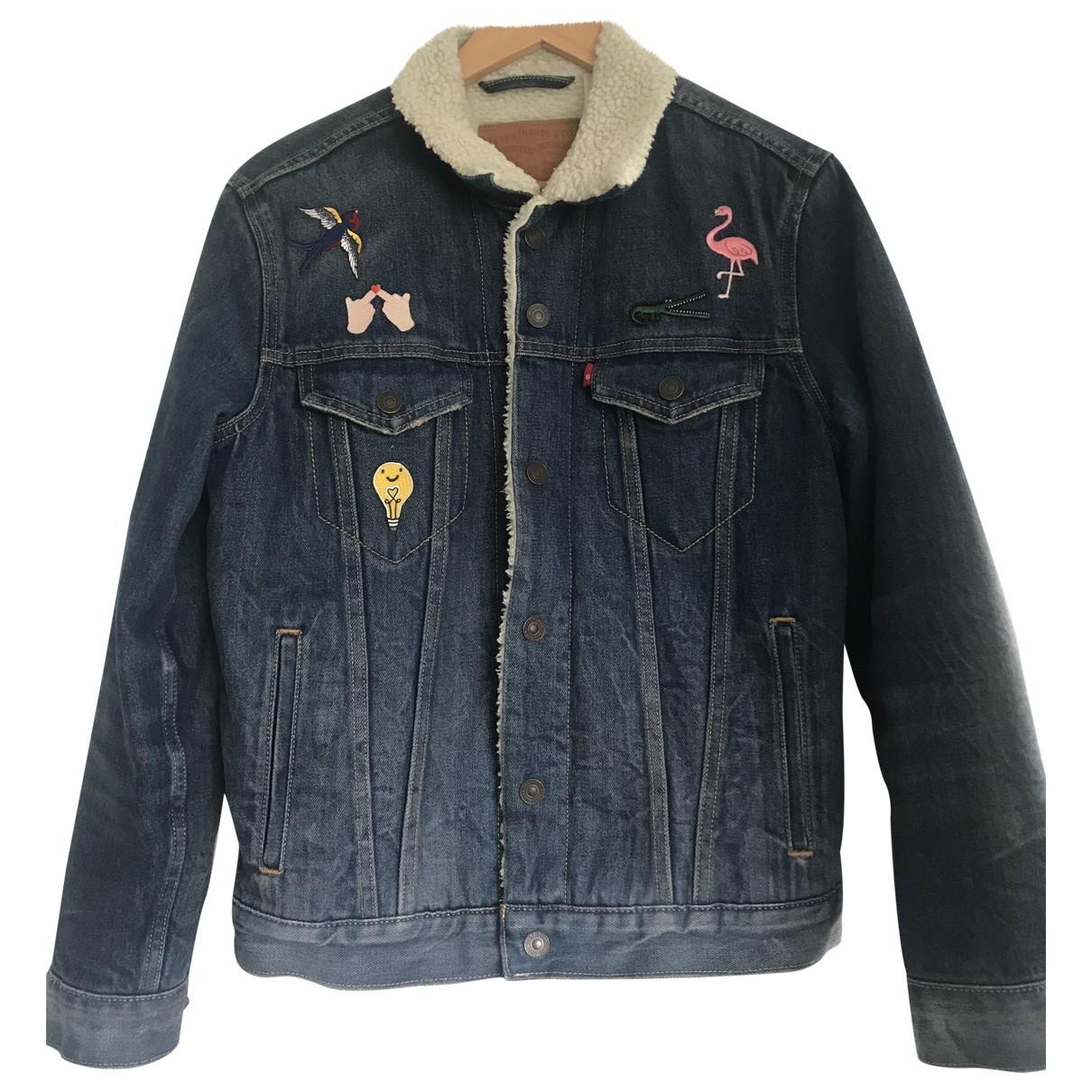 Levi's \N Blue Denim - Jeans jacket for Women S International