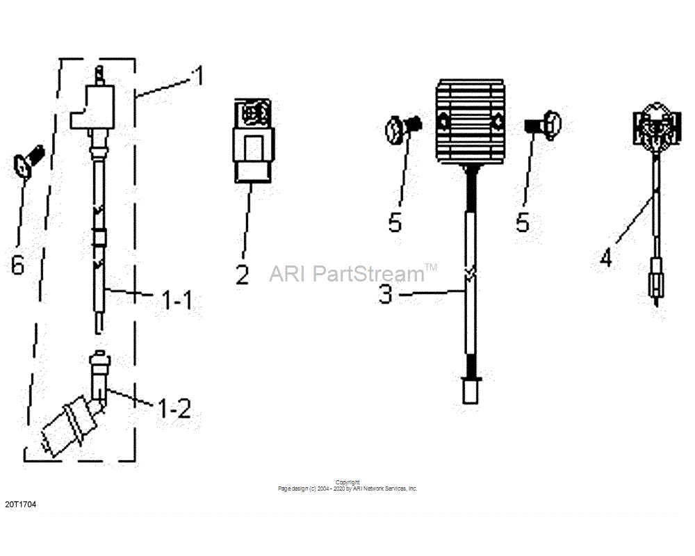 Can-AM OEM Ignition Coil Assembly Exhaust emission component