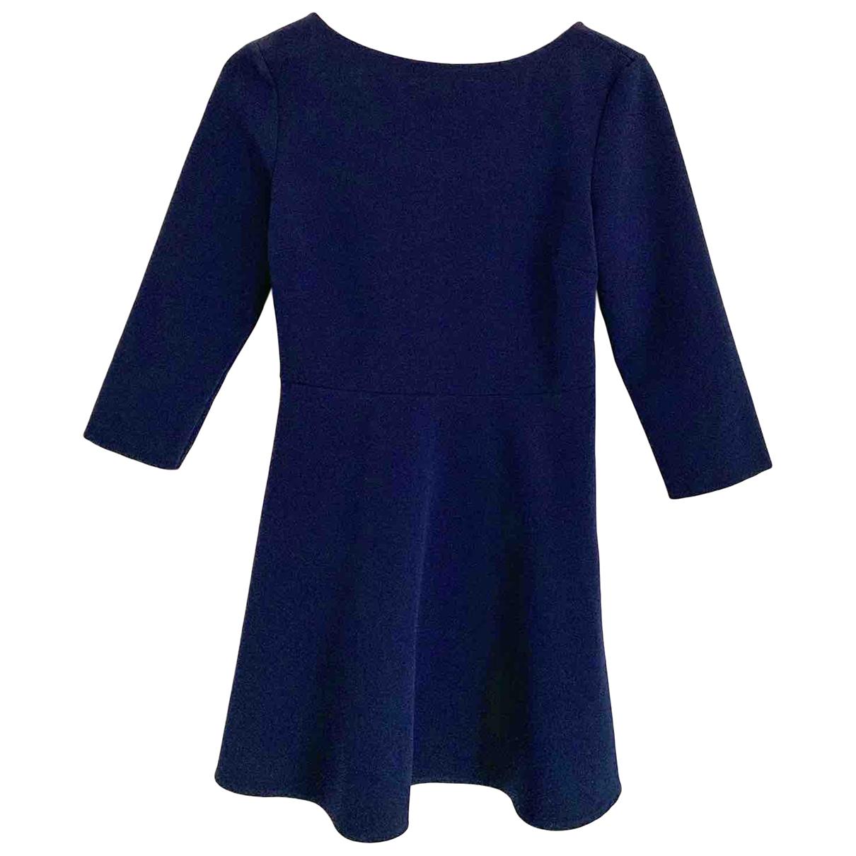 Zara \N Navy dress for Women S International
