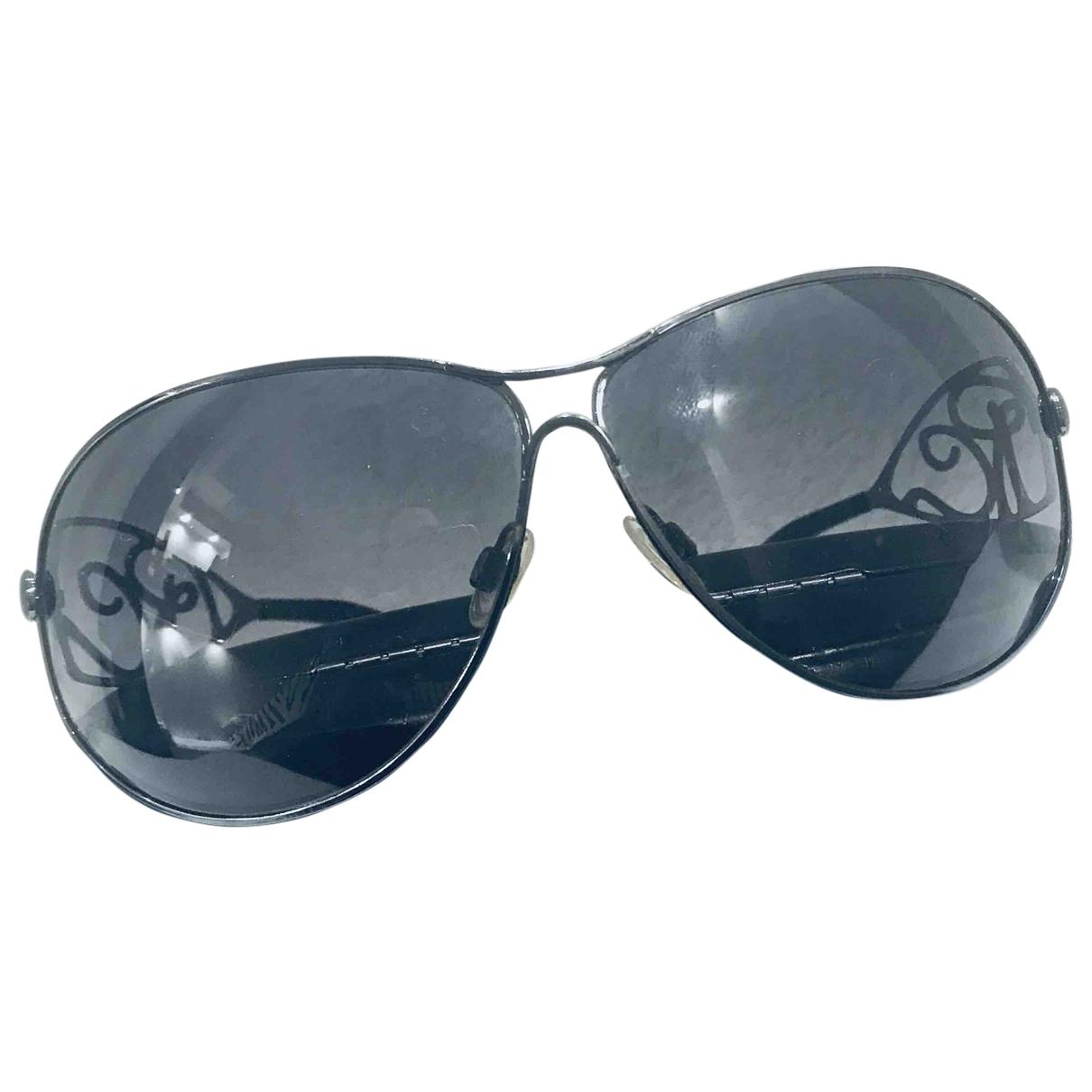 Roberto Cavalli \N Silver Metal Sunglasses for Women \N
