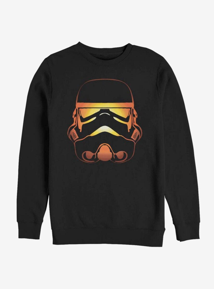Star Wars Pumpkin Trooper Sweatshirt