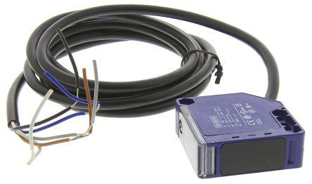 Telemecanique Sensors Photoelectric Sensor Retroreflective 7 m Detection Range Relay