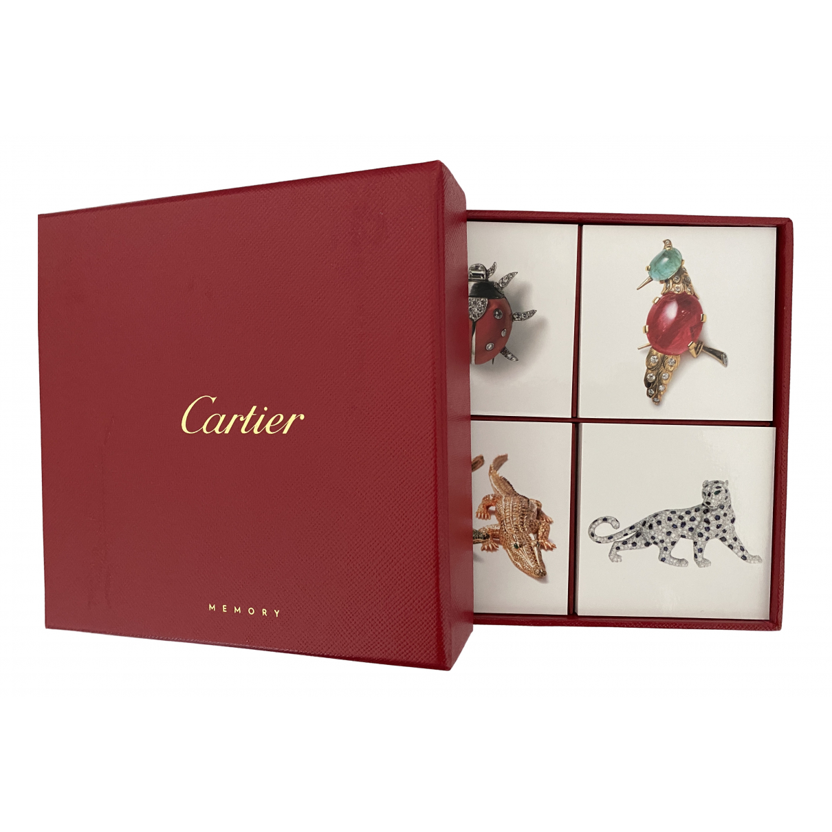 Cartier \N Multicolour Home decor for Life & Living \N