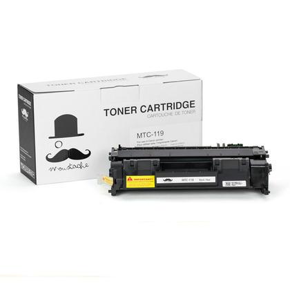 Canon 119 3479B001AA cartouche de toner compatible noire - Moustache®