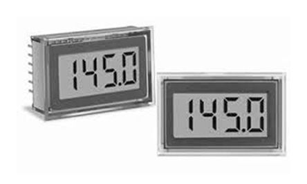 Murata Power Solutions Digital Voltmeter DC, LCD Display 3.5-Digits, 33.93 x 21.29 mm