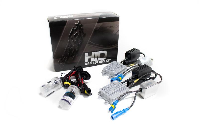 Race Sport Lighting H10-PURPLE-GEN6 H10 Purple GEN6 Professional Grade Canbus HID SLIM Ballast 99% Plug-&-Play Kit