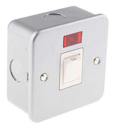 RS PRO Off-On Control Station Switch, Off, On