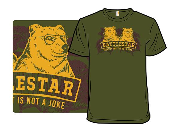 Bears Beets T Shirt