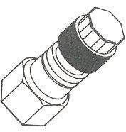 Mei Corp 5555 - Airsource Retrofit Adap.16mm 1/4