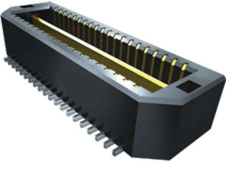 Samtec , QTE, 84 Way, 2 Row, Vertical PCB Header (42)