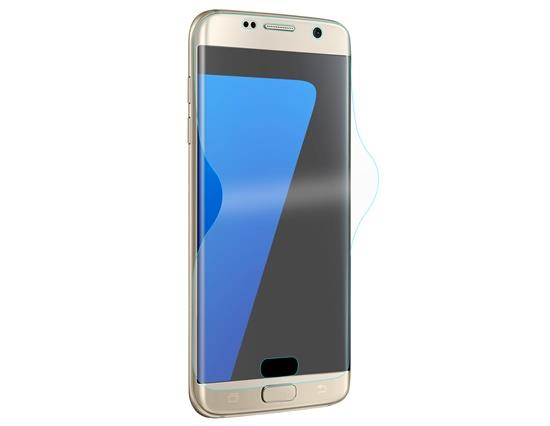 Hat Prince 0.1mm 3D Full Screen Cover Protective Film for Samsung S7 Edge - Transparent