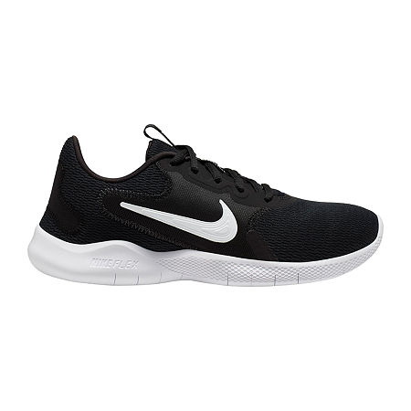 Nike Flex Experience RN 9 Womens Running Shoes, 6 Wide, Black