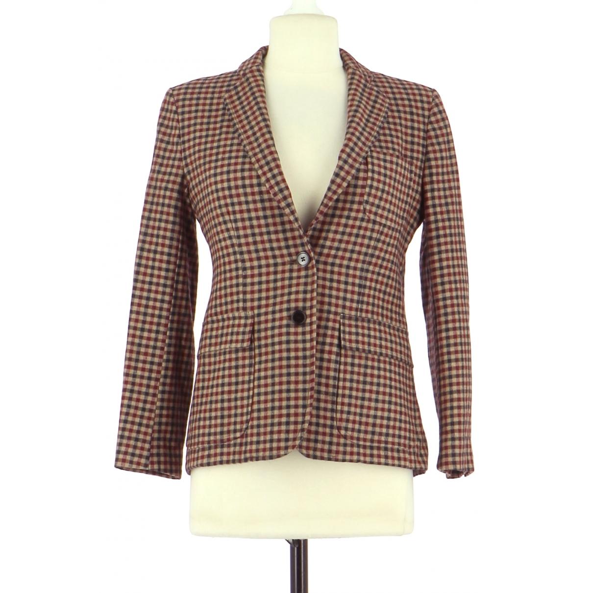 Soeur \N Multicolour Wool jacket for Women 36 FR