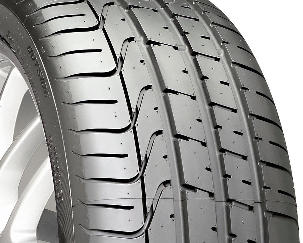 Pirelli 2154000 P Zero Tire 245/45 R19 102Y XL BSW MB