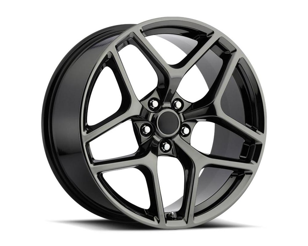 Factory Reproduction Series 27 Wheels 20x10 5x120 +35 HB 66.9 Camaro Z28 Style 27 Chrome w/Cap