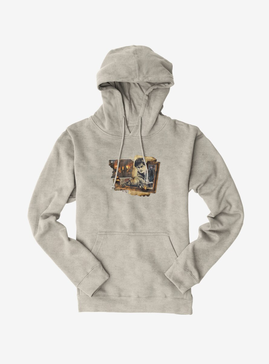 Harry Potter Potter Collages Hoodie