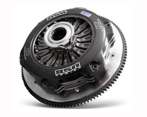 Clutch Masters 03005-TD8R-S FX850 Twin Race Disc with Steel Flywheel BMW 325I 2.5L E46 01-05
