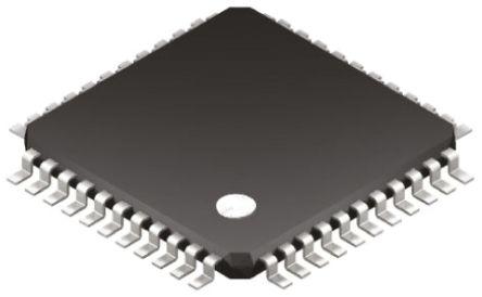 Microchip PIC16LF877-04I/PT, 8bit PIC Microcontroller, PIC16F, 4MHz, 256 x 8 words, 8K x 14 words Flash, 44-Pin TQFP