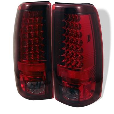 Spyder Auto Group LED Tail Lights - 5002075