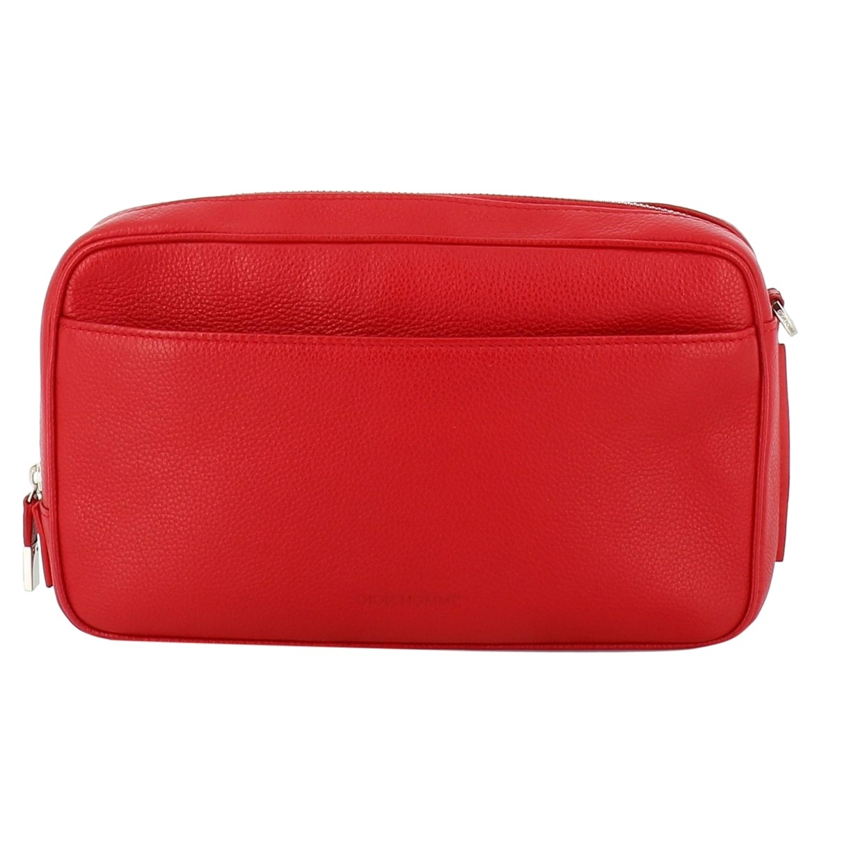 Dior Homme \N Red Leather Small bag, wallet & cases for Men \N