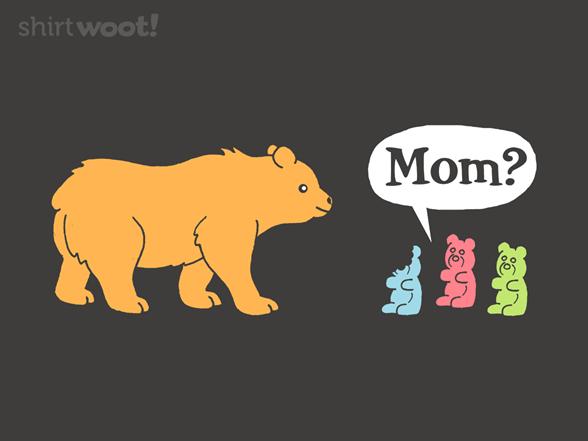 Gummy Mummy T Shirt
