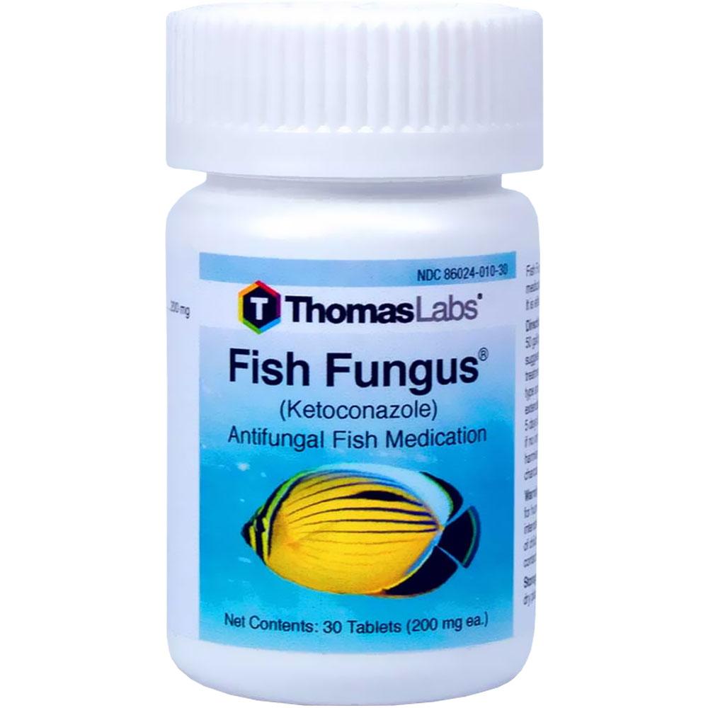 Fish Fungus (Ketoconazole) - 200mg (30 tablets)