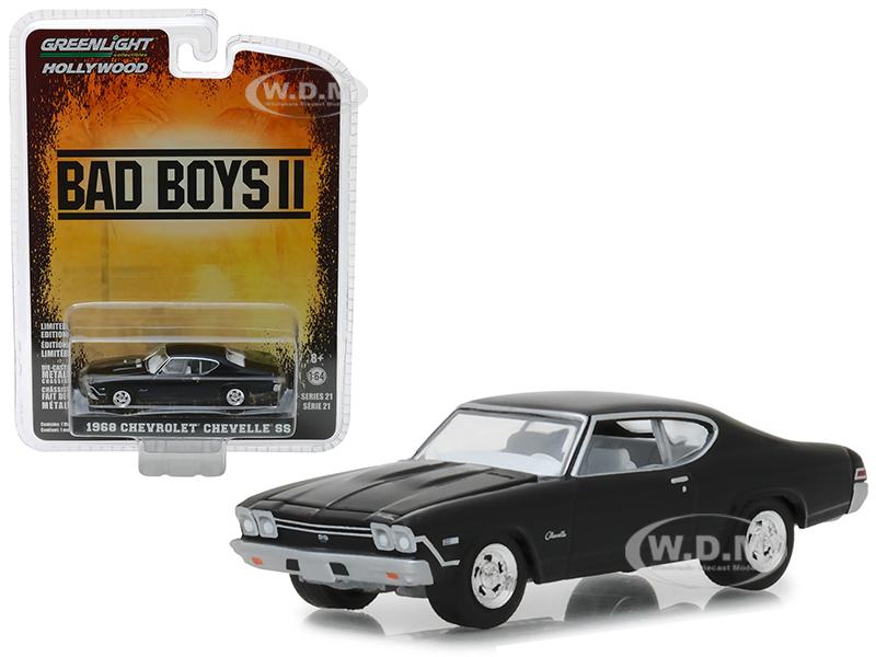 1968 Chevrolet Chevelle SS Black