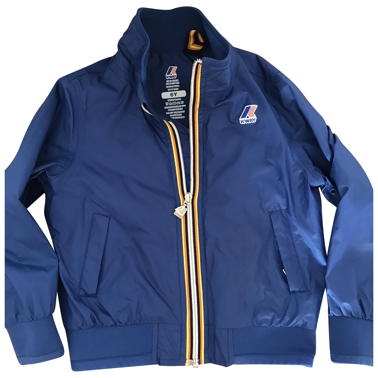 K-way \N Blue jacket & coat for Kids 6 years - up to 114cm FR