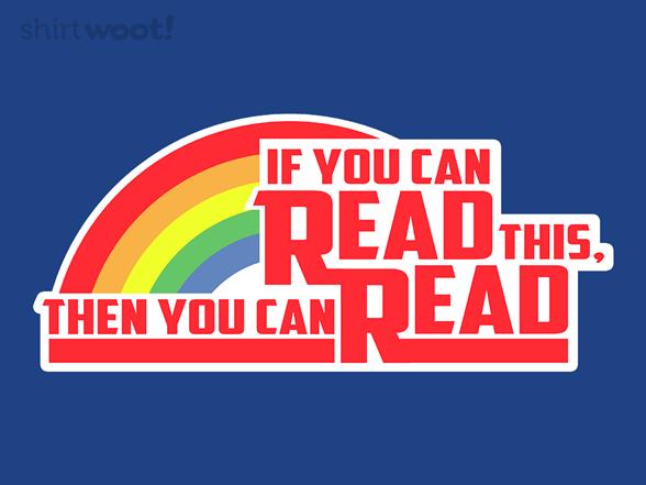 Shirt Reader T Shirt