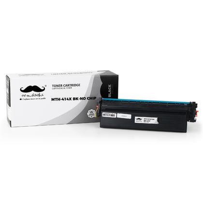 Compatible HP Color LaserJet Pro M454dw noir cartouche de toner de Moustache, sans puce - grande capacite