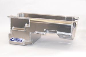 Canton Racing Products 13-630A 302 Front Sump Baffled Aluminum Pan
