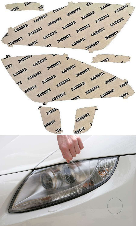 Cadillac XTS 13-17 Clear Headlight Covers Lamin-X CD015CL