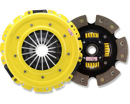 ACT MS1-HDG6 HDG6 Heavy Duty with Sprung 6 Puck Disc Clutch Kit Dodge Conquest 2.6L 87-89