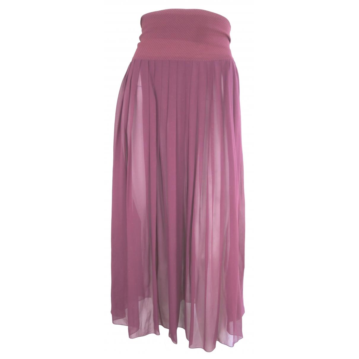Gianni Versace \N Silk skirt for Women 44 IT