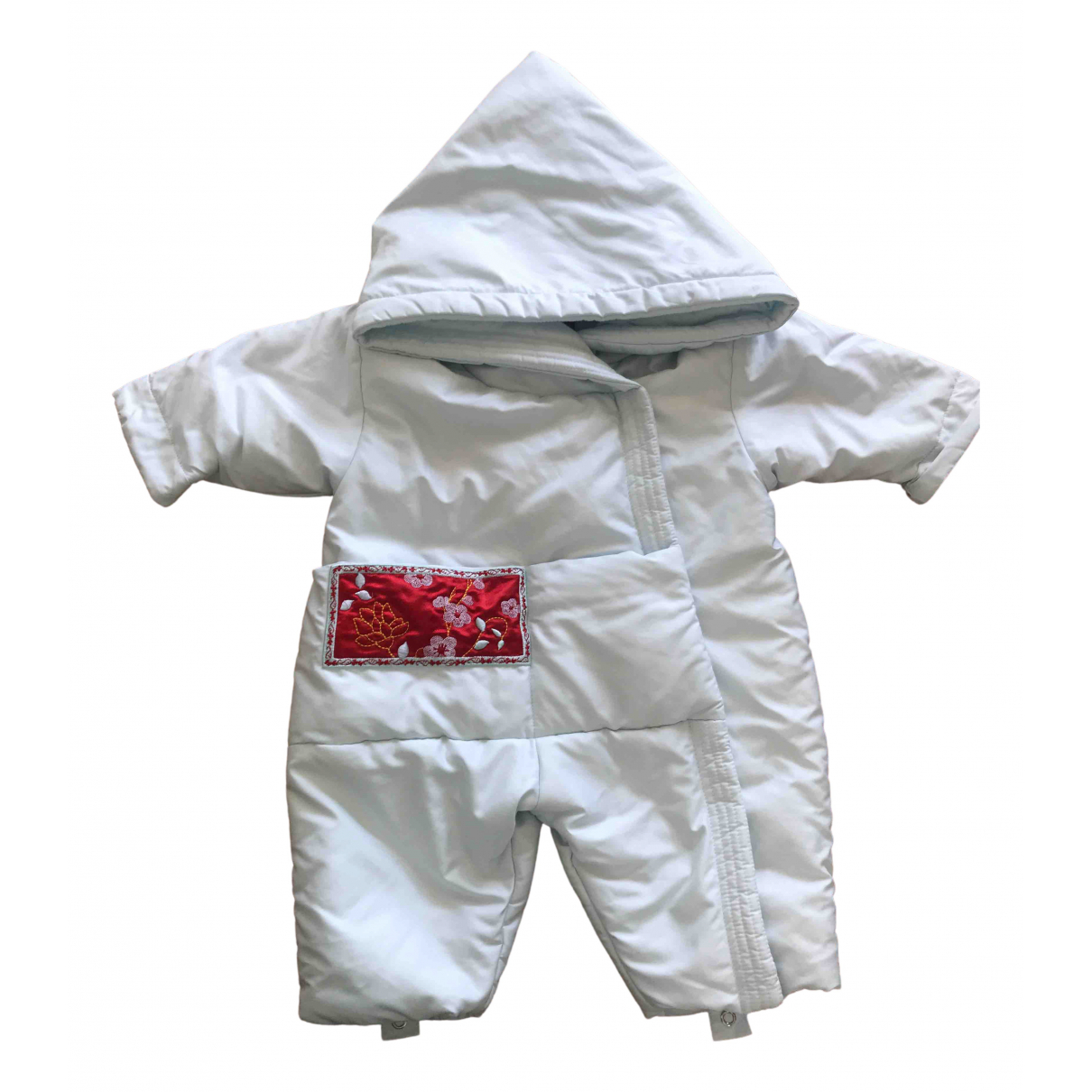 Kenzo \N White Outfits for Kids 6 months - up to 67cm FR