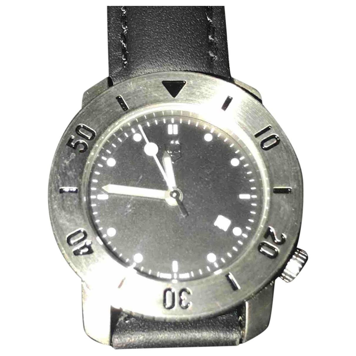 Victorinox \N Silver Steel watch for Men \N