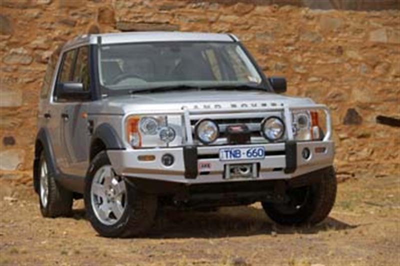 ARB Deluxe Bar Land Rover LR3 05-09