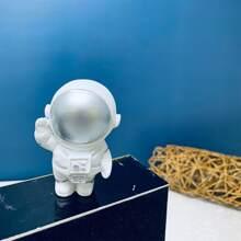 1pc Astronaut Design Decorative Object