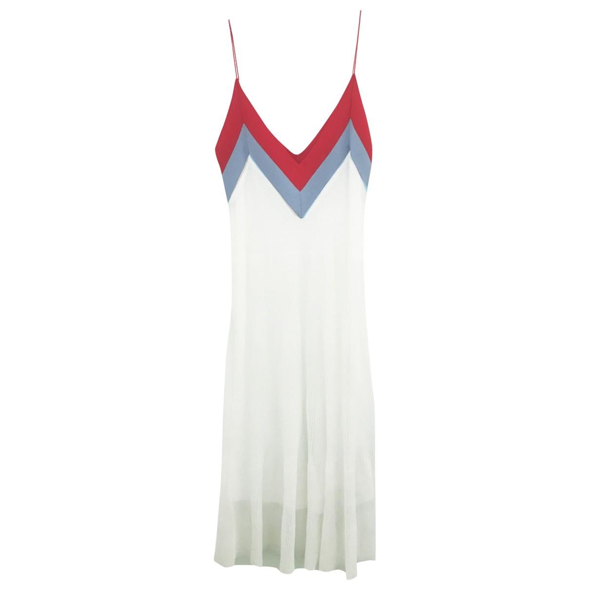 Sandro \N White dress for Women 40 IT