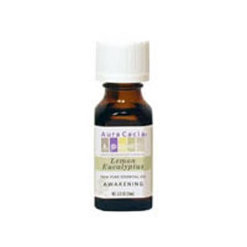 Essential Oil Eucalyptus, Lemon ( citriodora) 0.5 Fl Oz by Aura Cacia