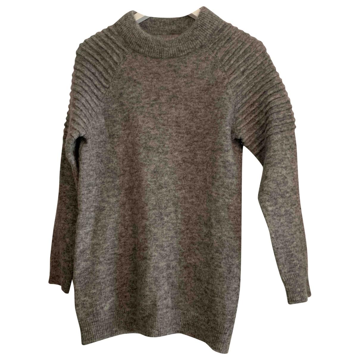 Tiger Of Sweden \N Grey Wool Knitwear for Women XS International