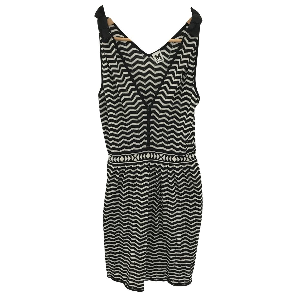 M Missoni \N Black Cotton dress for Women 46 IT