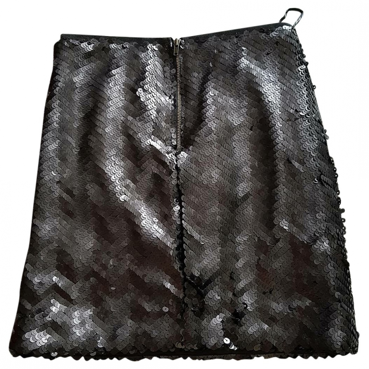Non Signé / Unsigned \N Black skirt for Women 34 FR