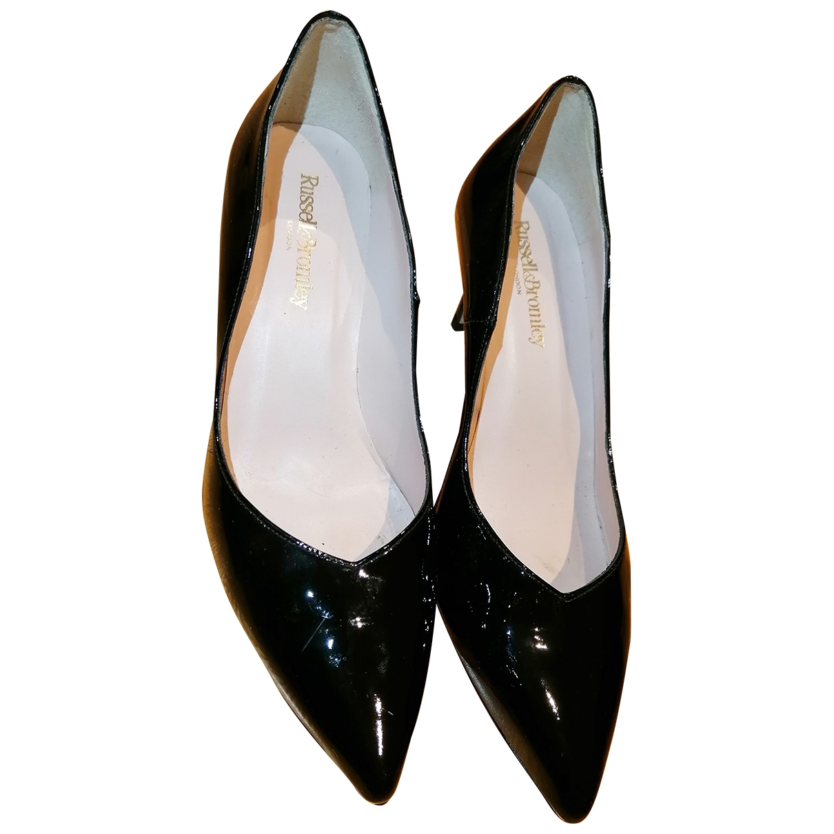 Russell & Bromley \N Black Patent leather Heels for Women 39 EU