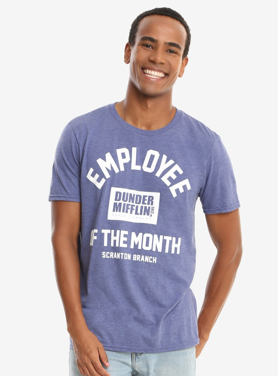 The Office Dunder Mifflin Employee Of The Month T-Shirt
