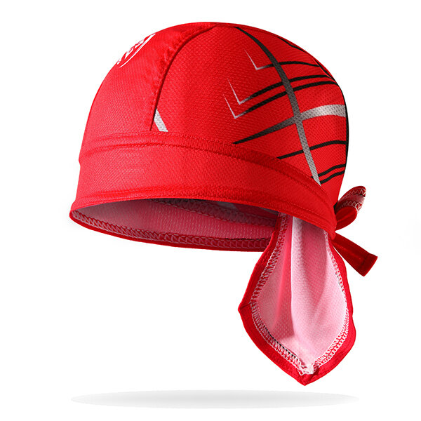 Men Women Outdoor Bicycle Riding Breathable Sweat Pirate Hat Hood Climbing Sport Sunscreen Headscarf