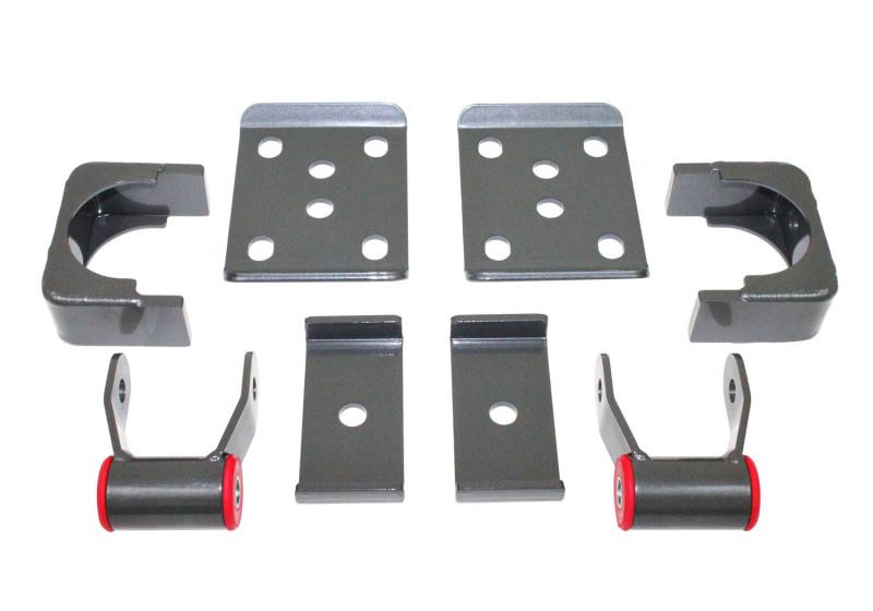 MaxTrac 300950 Rear Lowering Flip Kit 2WD 5in GM C1500 99-06
