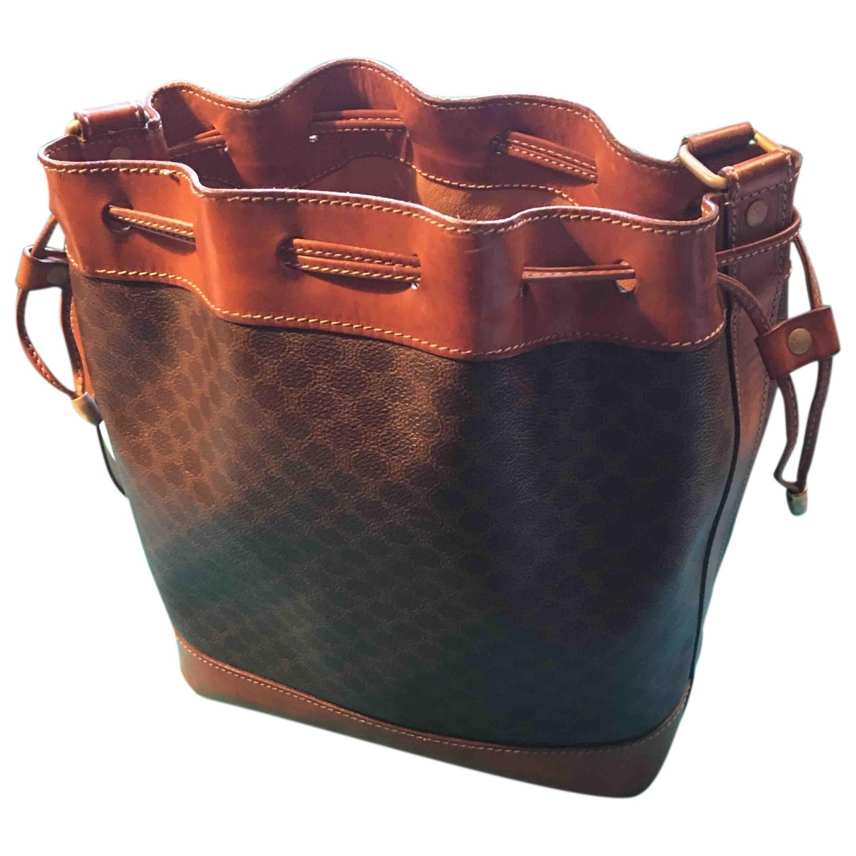 Celine \N Cloth handbag for Women \N